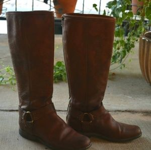 FRYE Phillip Harness Boots